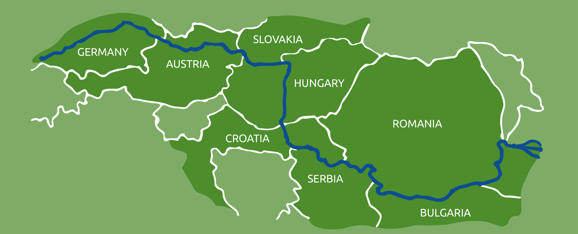 The Danube Region